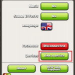 Как привязать Андроид девайс к деревне на iOS