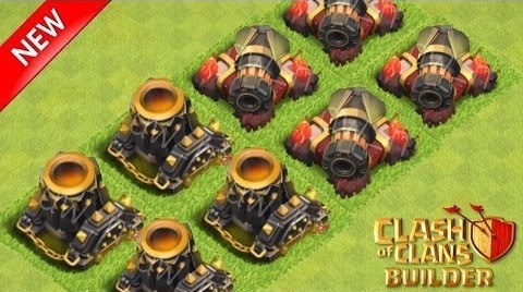 Clash-of-Clans-Cannons-Level-13-and-Mortars-Level-9-e1423484956496