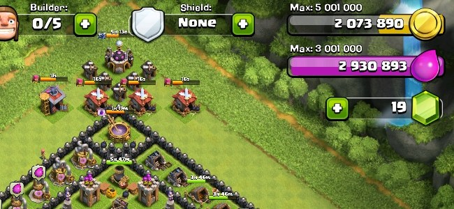 Clash-of-Clans-Waterfall