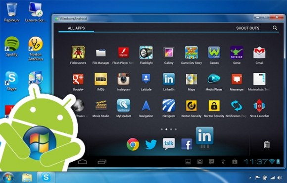 android apps for pc windows 7 free download Pad India