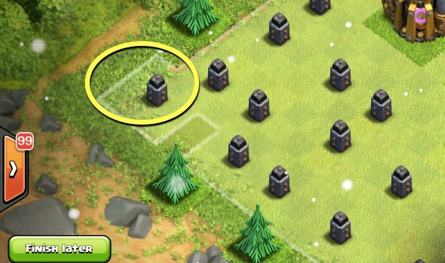 Clash-of-Clans-keep-christmas-tree