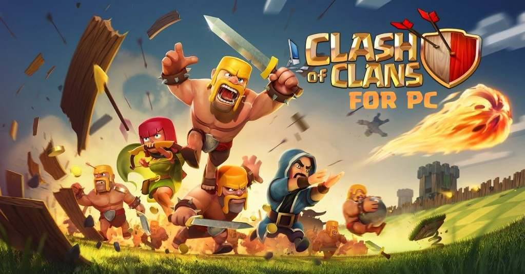 How to download clash of clans on windows 10 (pc).