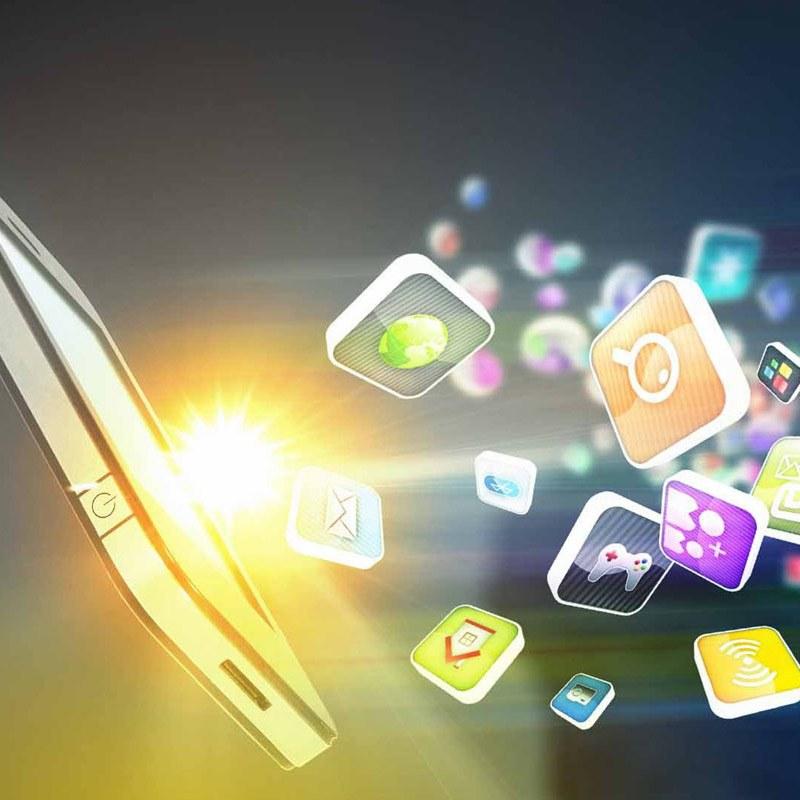 Мир высоких технологий — разработка приложений для Android / IOS