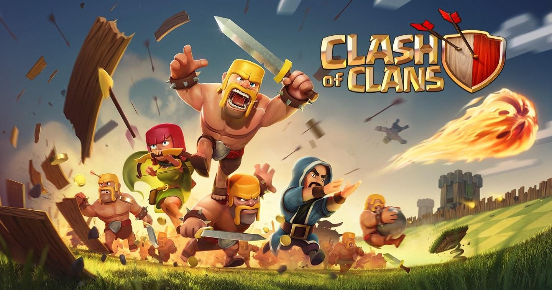 Войны кланов с 22 по 28 июля по Clash of Clans